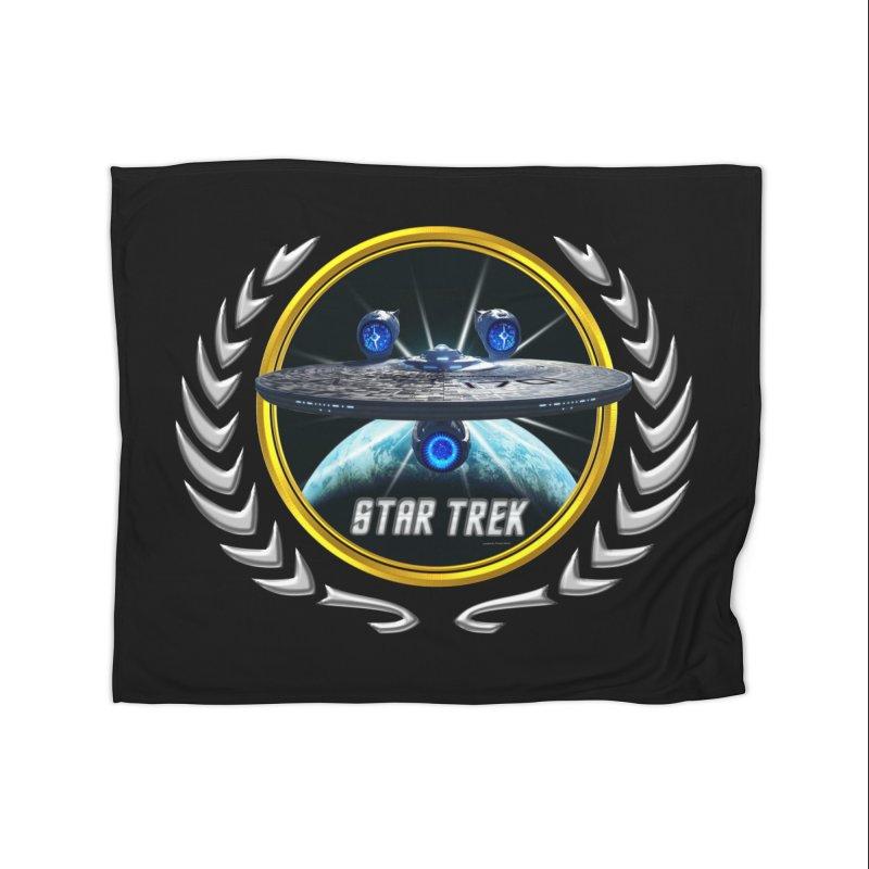 Star trek Federation of Planets Enterprise JJA3 Home Blanket by ratherkool's Artist Shop
