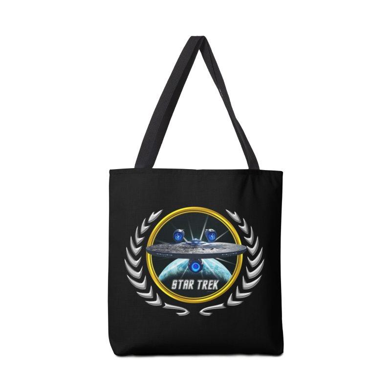 Star trek Federation of Planets Enterprise JJA3 Accessories Bag by ratherkool's Artist Shop