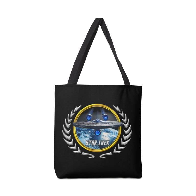 Star trek Federation of Planets Enterprise JJA2 Accessories Bag by ratherkool's Artist Shop