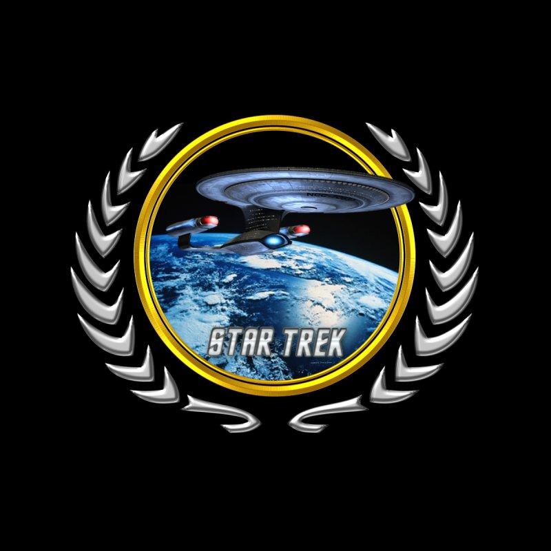 Star trek Federation of Planets Enterprise D by ratherkool's Artist Shop