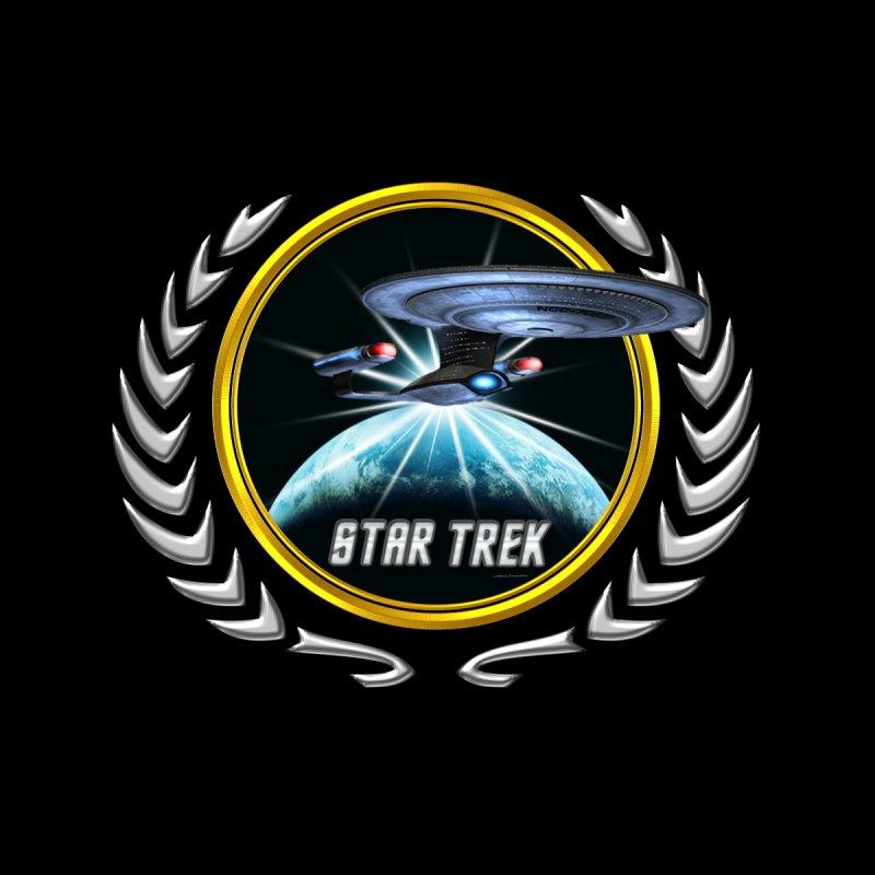 Star trek Federation of Planets Enterprise D 2 by ratherkool's Artist Shop
