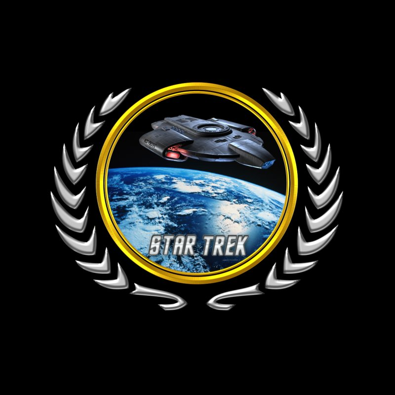Star trek Federation of Planets defiant by ratherkool's Artist Shop