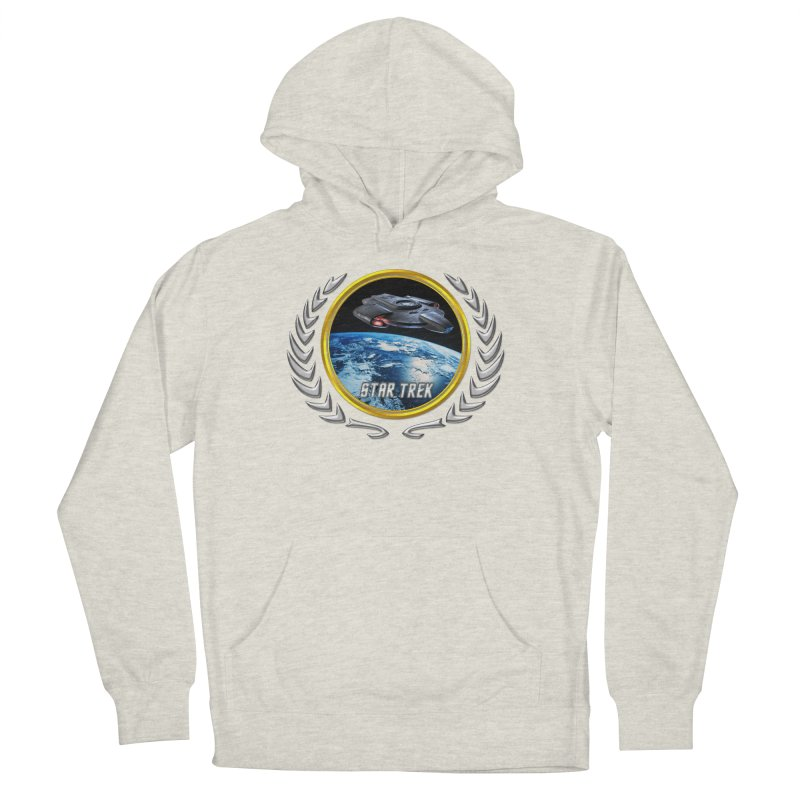 Star trek Federation of Planets defiant Men's Pullover Hoody by ratherkool's Artist Shop