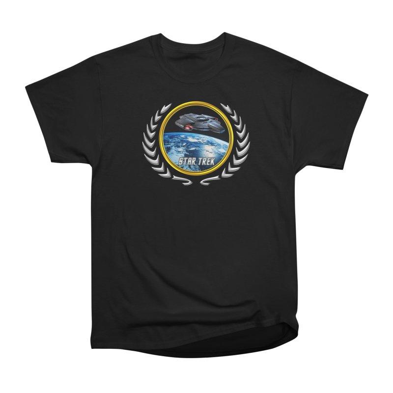 Star trek Federation of Planets defiant Women's Classic Unisex T-Shirt by ratherkool's Artist Shop