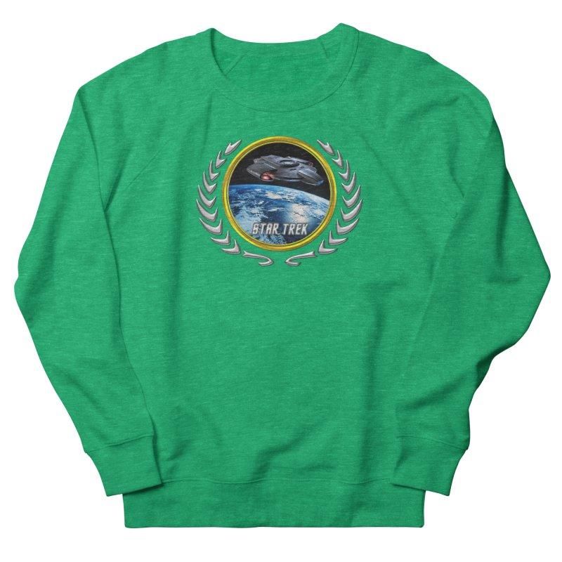 Star trek Federation of Planets defiant Women's Sweatshirt by ratherkool's Artist Shop