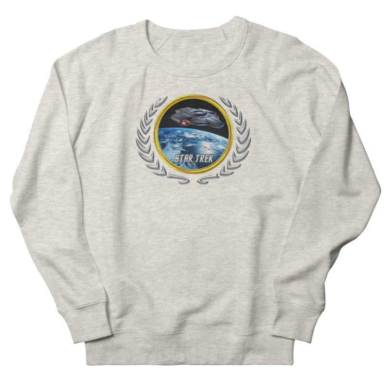 Star trek Federation of Planets defiant Men's Sweatshirt by ratherkool's Artist Shop