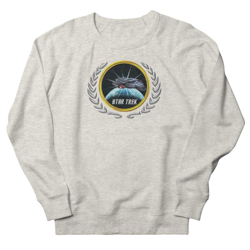 Star trek Federation of Planets defiant 2 Men's Sweatshirt by ratherkool's Artist Shop