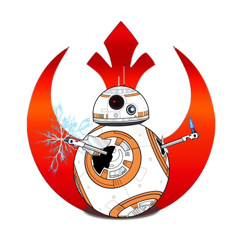Rebel BB8 Liter Arm 2 by ratherkool's Artist Shop