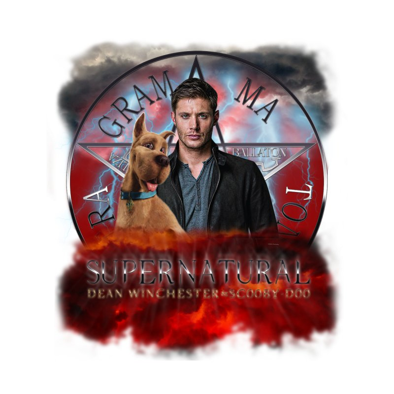 Supernatural Dean Winchester Scooby-Doo by ratherkool's Artist Shop