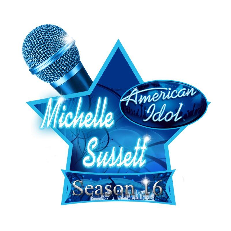 American Idol Michelle Sussett Season 16 Real Mic L by ratherkool's Artist Shop