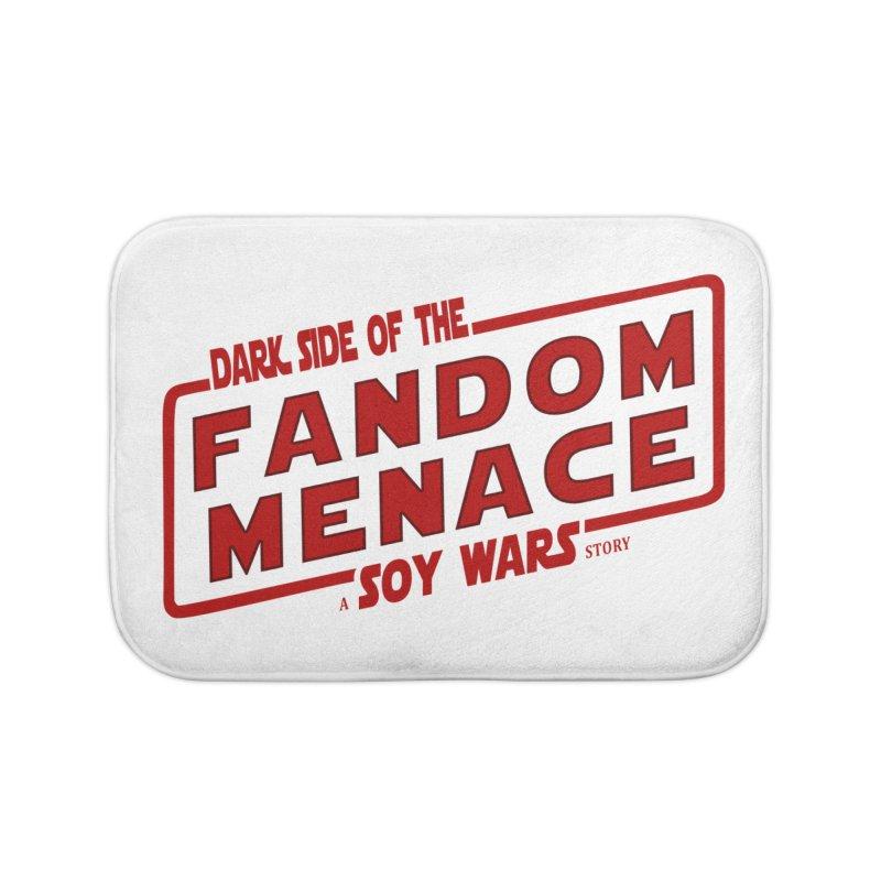 Fandom Menace a SOY Wars Story 2 Home Bath Mat by ratherkool's Artist Shop