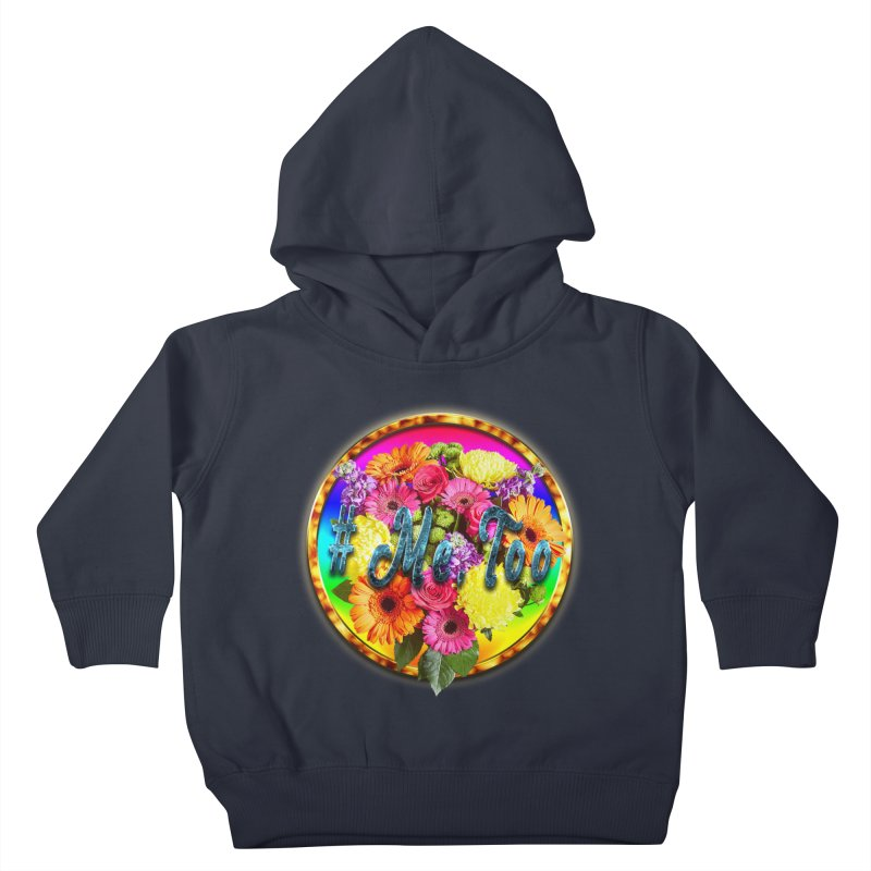 #Me Too Patch Kids Toddler Pullover Hoody by ratherkool's Artist Shop