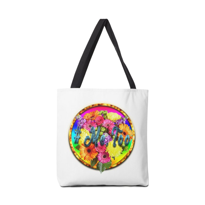 #Me Too Patch Accessories Bag by ratherkool's Artist Shop