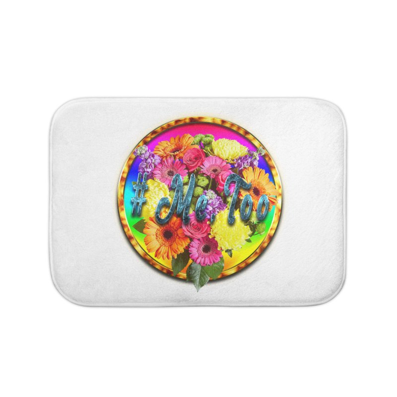 #Me Too Patch Home Bath Mat by ratherkool's Artist Shop