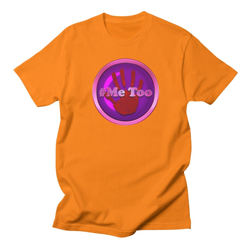 #Me too Hand Patch 2 Men's T-Shirt by ratherkool's Artist Shop