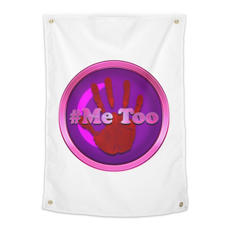 #Me too Hand Patch 2 Home Tapestry by ratherkool's Artist Shop
