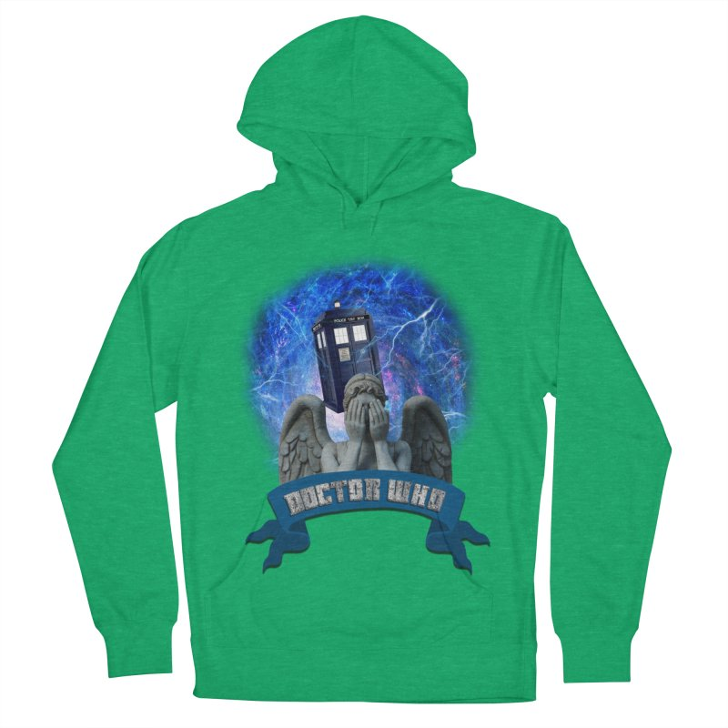 Doctor Who Return of the Weeping Angels Women's Pullover Hoody by ratherkool's Artist Shop