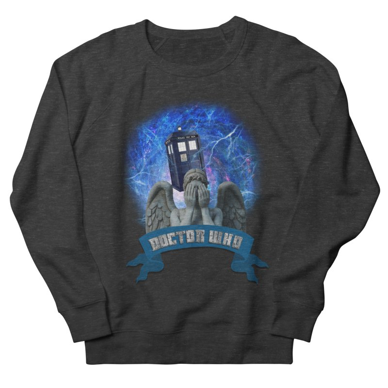 Doctor Who Return of the Weeping Angels Women's Sweatshirt by ratherkool's Artist Shop