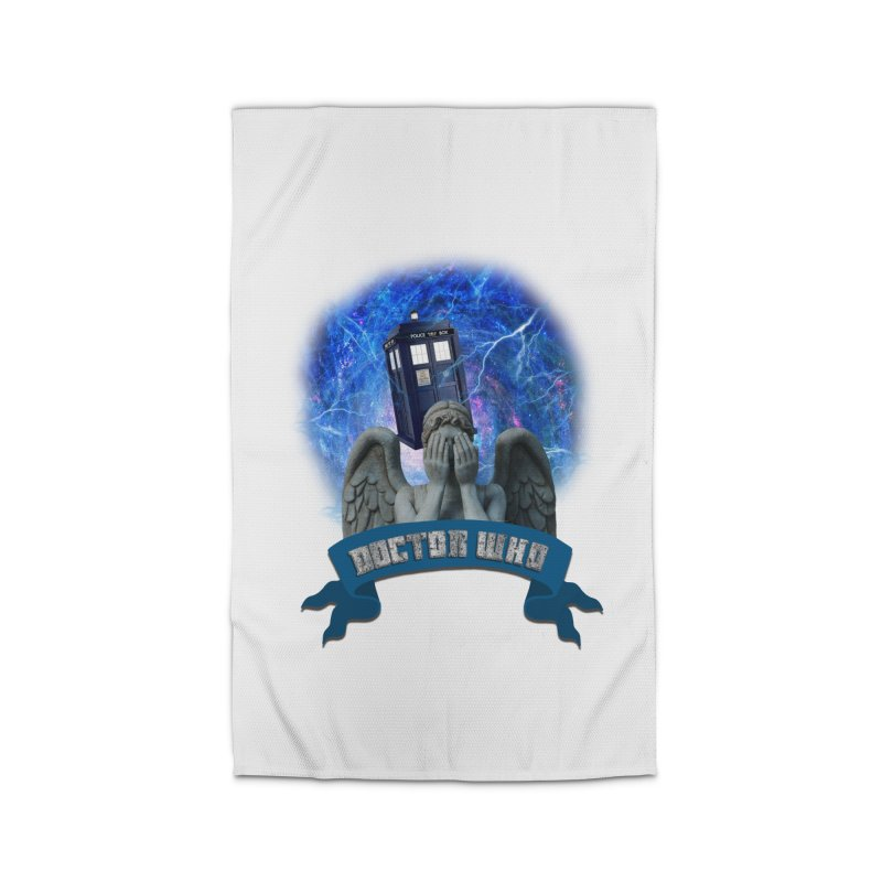 Doctor Who Return of the Weeping Angels Home Rug by ratherkool's Artist Shop