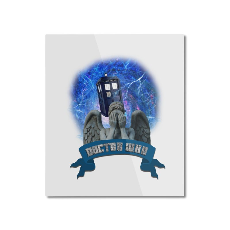 Doctor Who Return of the Weeping Angels Home  by ratherkool's Artist Shop