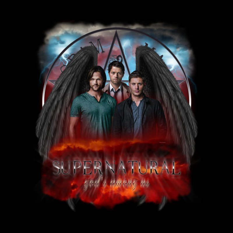 Supernatural Gods Among Us by ratherkool's Artist Shop