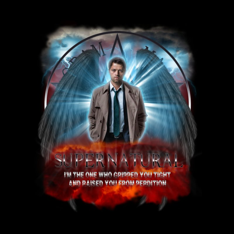 Supernatural Castiel  by ratherkool's Artist Shop