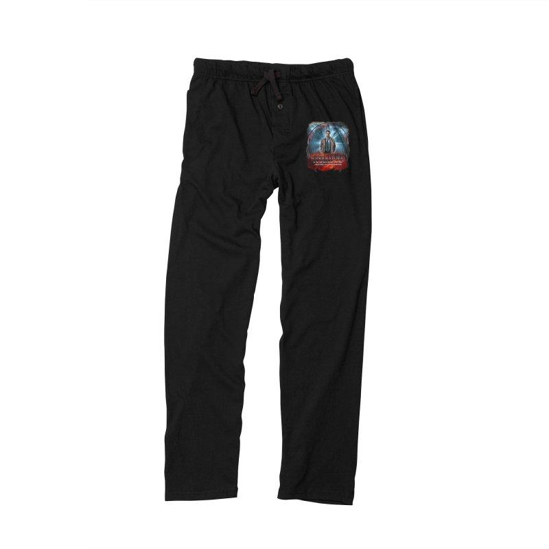 Supernatural Castiel  Men's Lounge Pants by ratherkool's Artist Shop