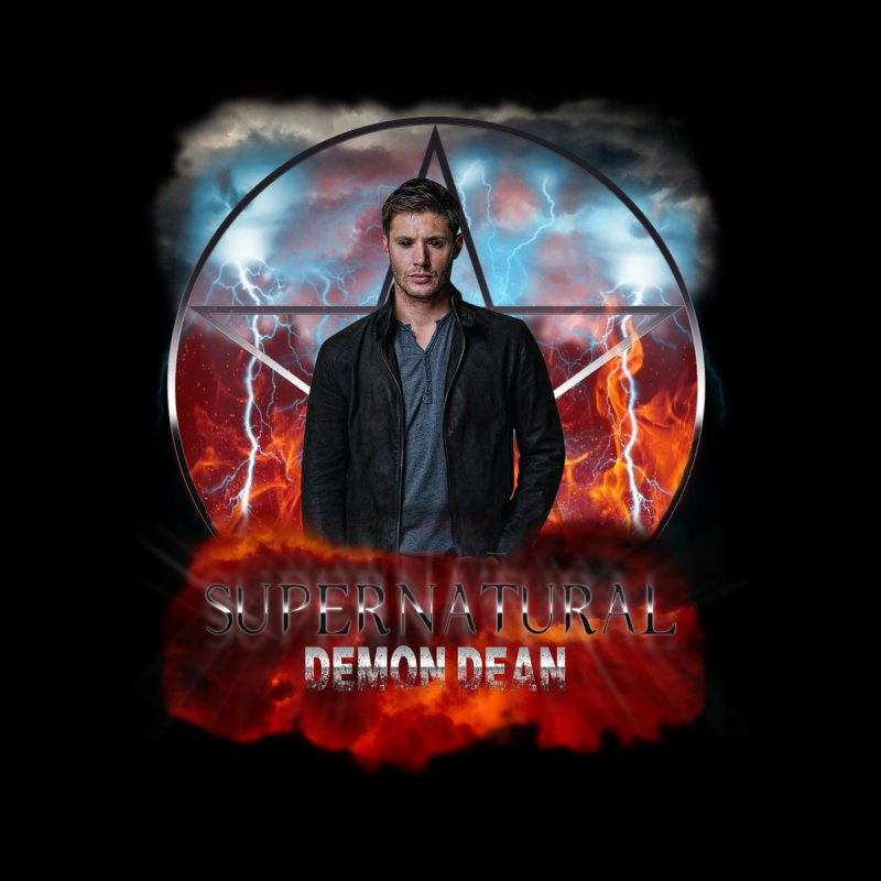 Supernatural Demon Dean Threadless None  by ratherkool's Artist Shop