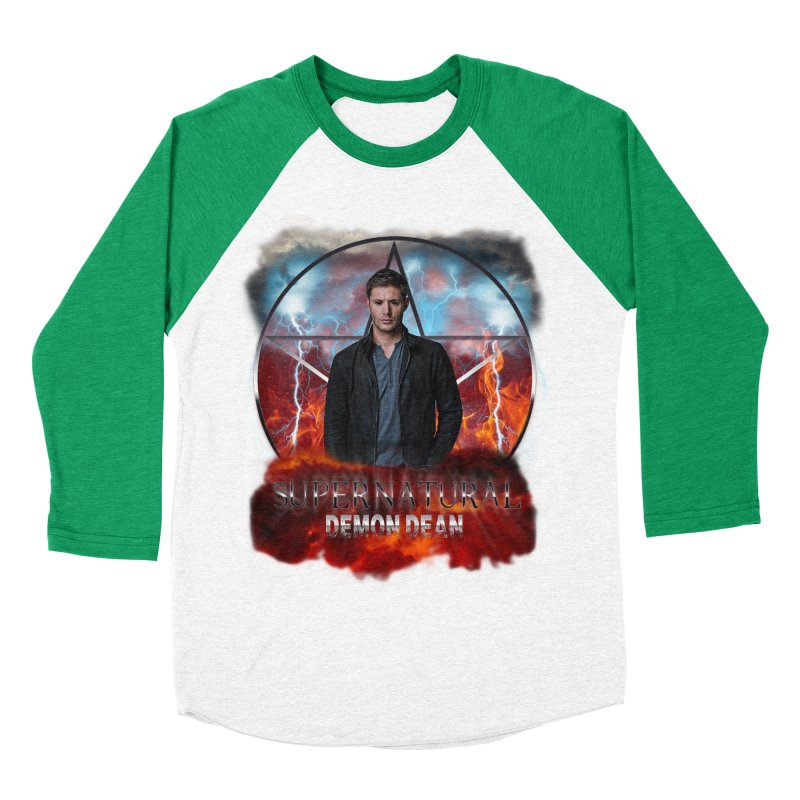 Supernatural Demon Dean Threadless   by ratherkool's Artist Shop