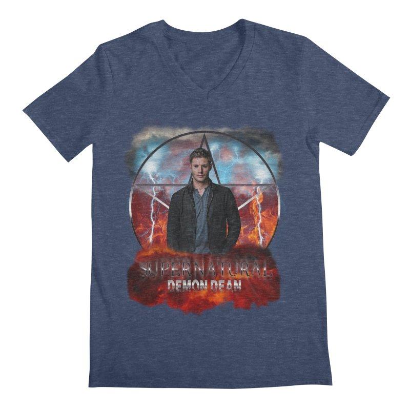 Supernatural Demon Dean Threadless   by ratherkool's Artist Shop