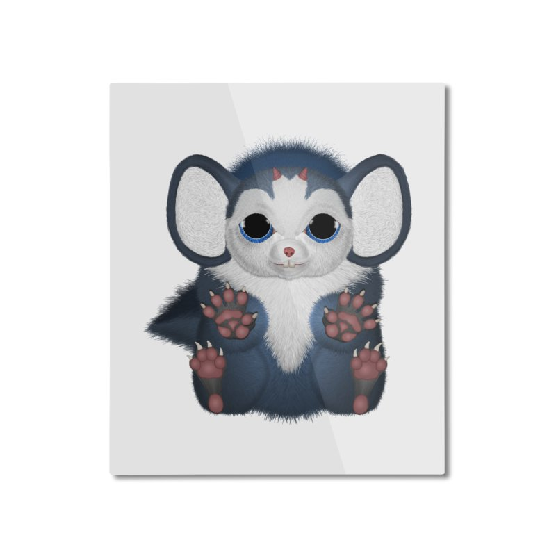 Fu Mouse Home  by ratherkool's Artist Shop