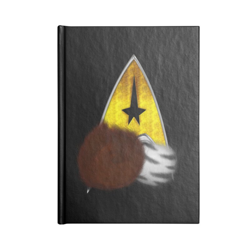 StarTrek Command Signia Tribbles Accessories Notebook by ratherkool's Artist Shop