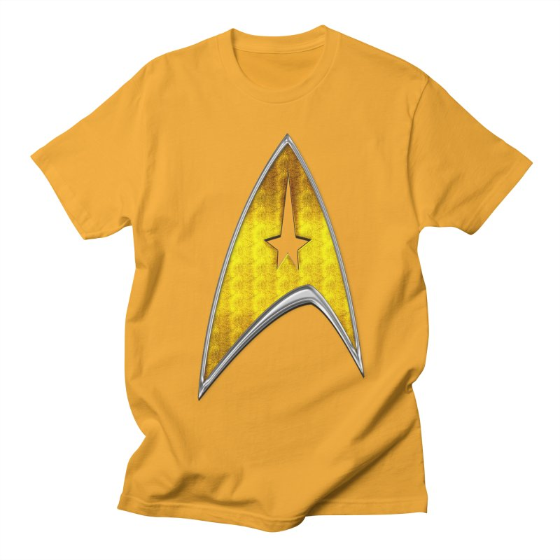 StarTrek Command Signia Chest 2018 Women's Regular Unisex T-Shirt by ratherkool's Artist Shop