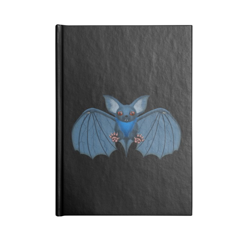 Fu Bat Accessories Notebook by ratherkool's Artist Shop