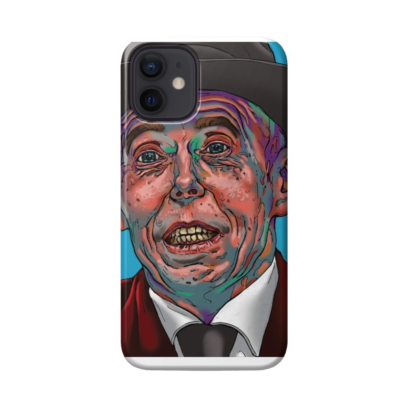 Schizo Pop Face Accessories Phone Case by schizo pop