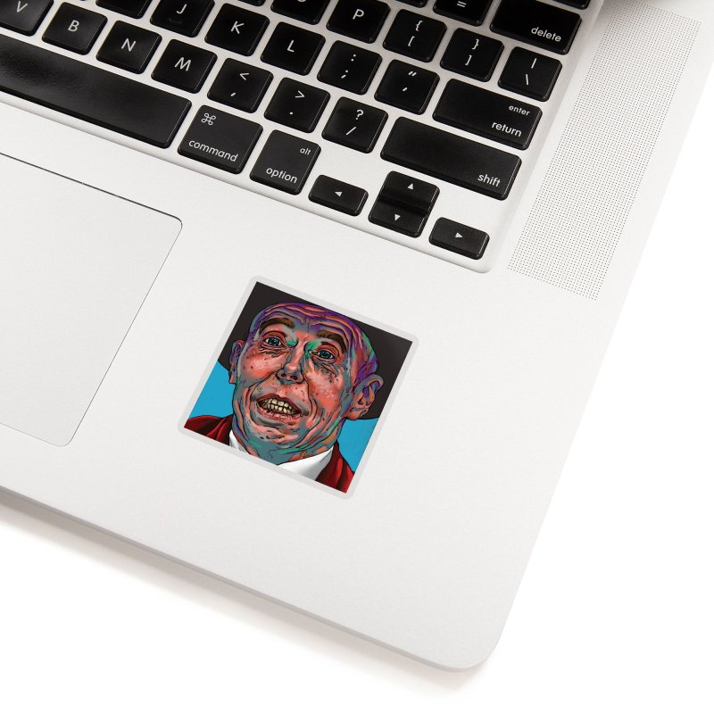 Schizo Pop Face Accessories Sticker by schizo pop