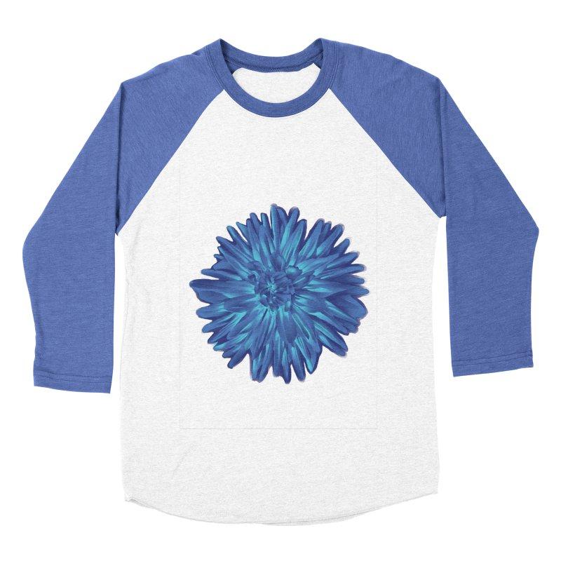 Schizo Pop Flower 1 Women's Baseball Triblend Longsleeve T-Shirt by schizo pop