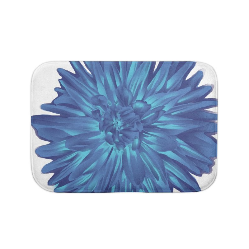 Schizo Pop Flower 1 Home Bath Mat by schizo pop