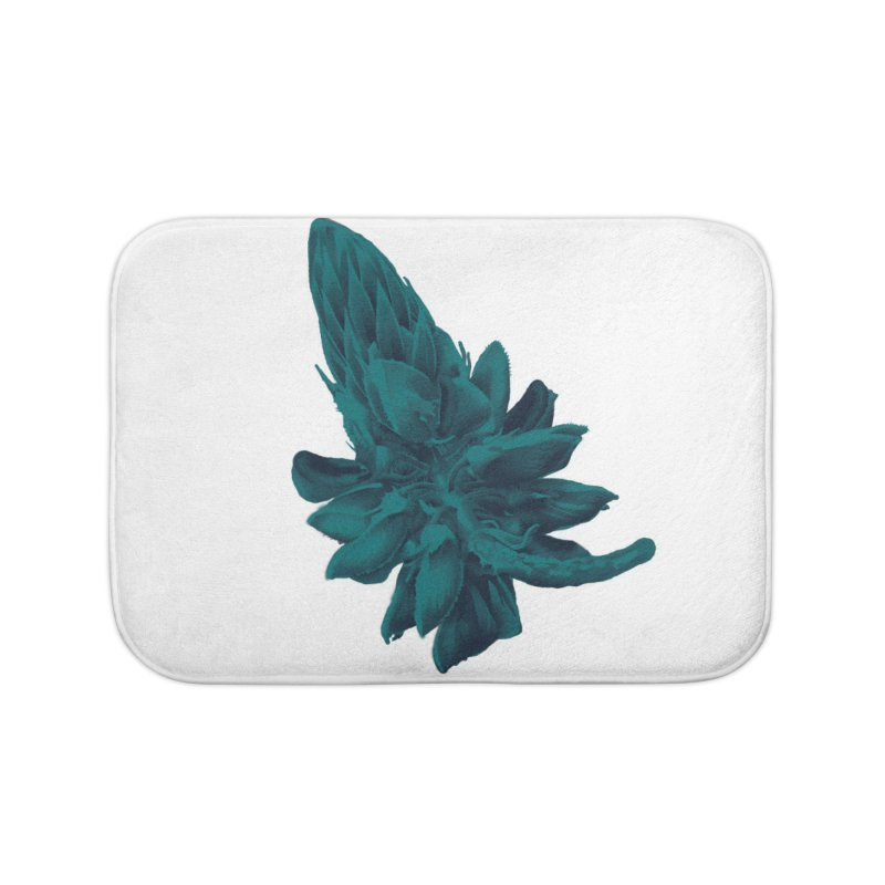 Schizo Pop Flower 2 Home Bath Mat by schizo pop