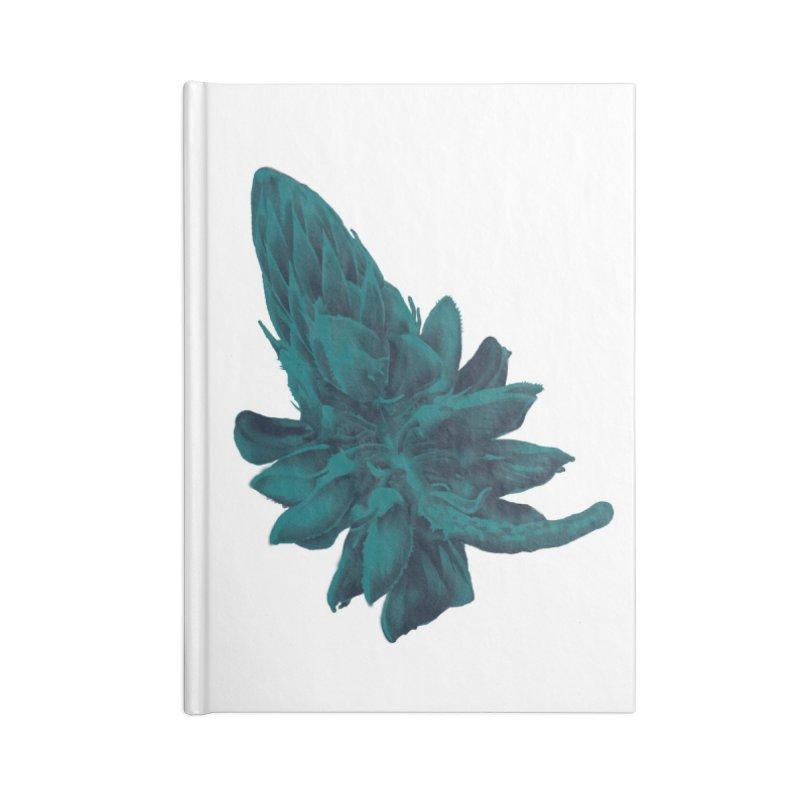 Schizo Pop Flower 2 Accessories Notebook by schizo pop
