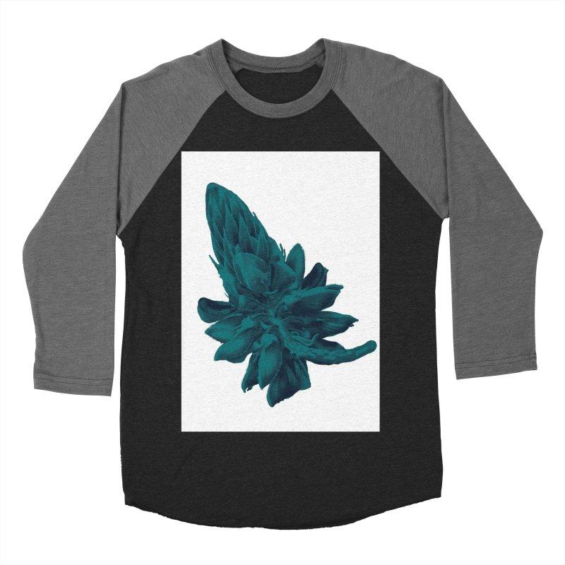 Schizo Pop Flower 2 Women's Baseball Triblend Longsleeve T-Shirt by schizo pop