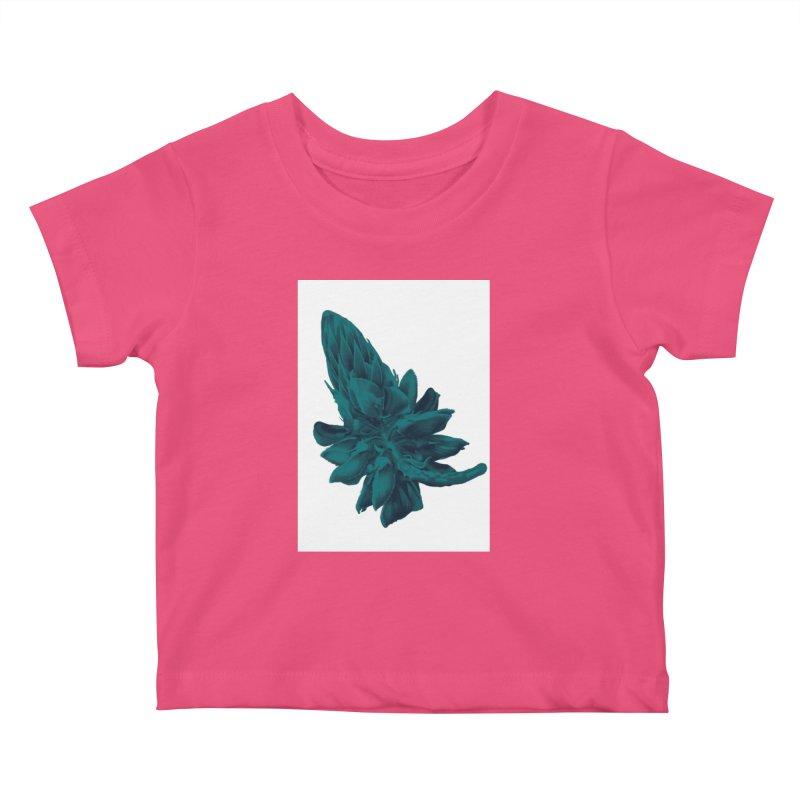 Schizo Pop Flower 2 Kids Baby T-Shirt by schizo pop