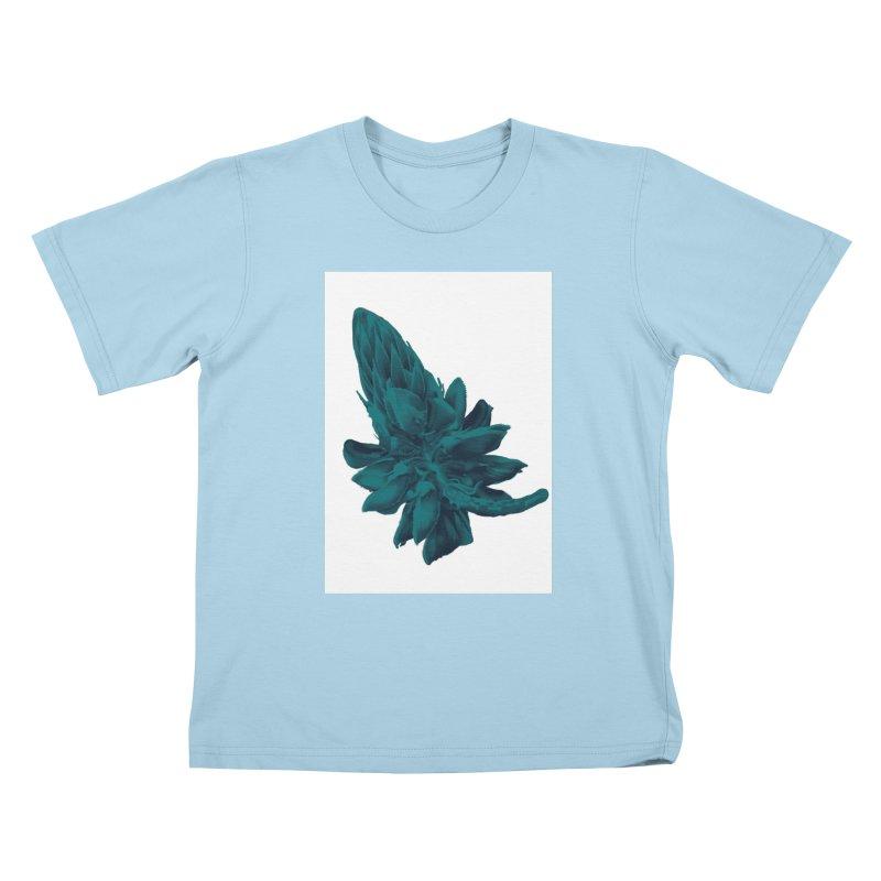 Schizo Pop Flower 2 Kids T-Shirt by schizo pop