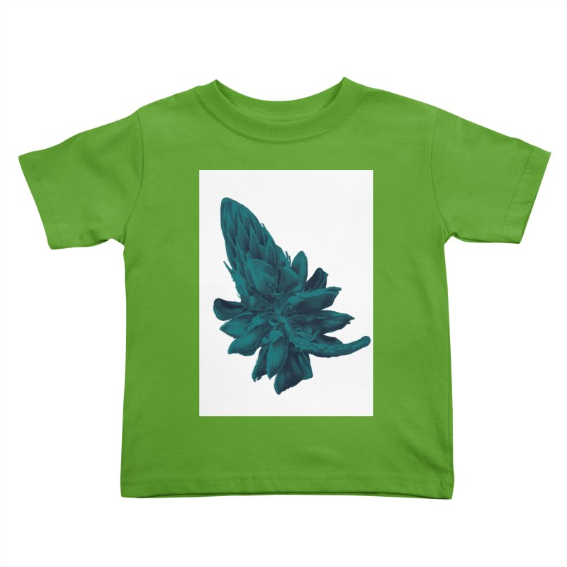 Schizo Pop Flower 2 Kids Toddler T-Shirt by schizo pop