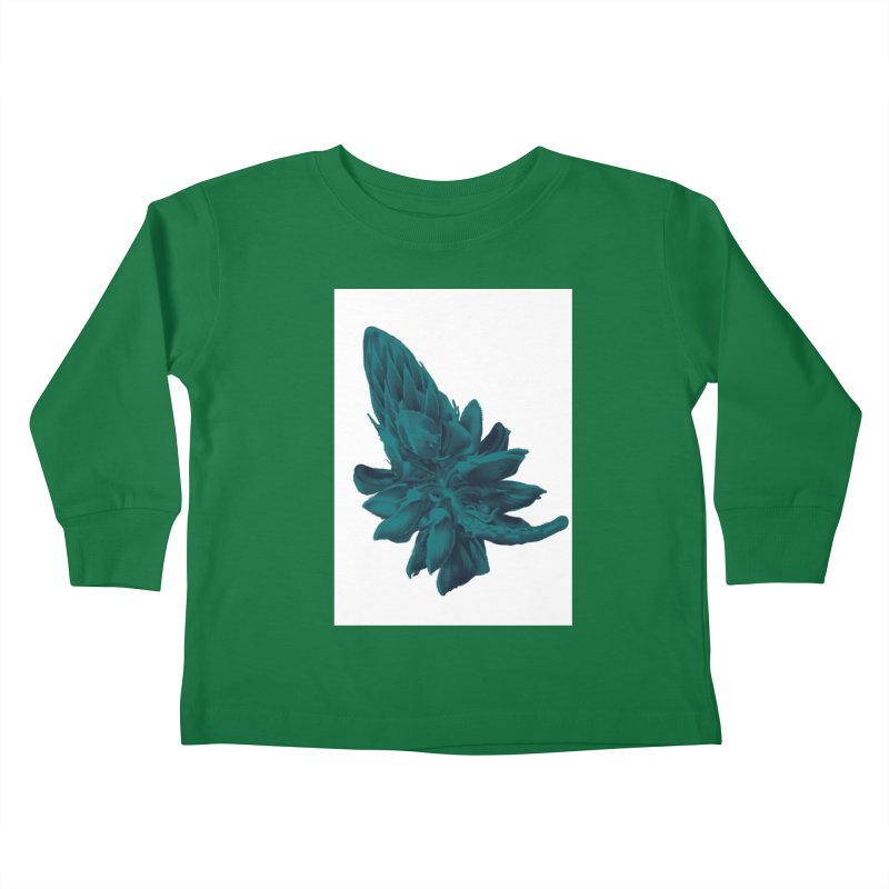 Schizo Pop Flower 2 Kids Toddler Longsleeve T-Shirt by schizo pop