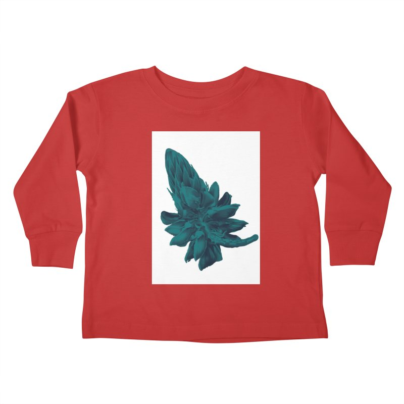 Schizo Pop Flower 2 Kids Toddler Longsleeve T-Shirt by schizo pop