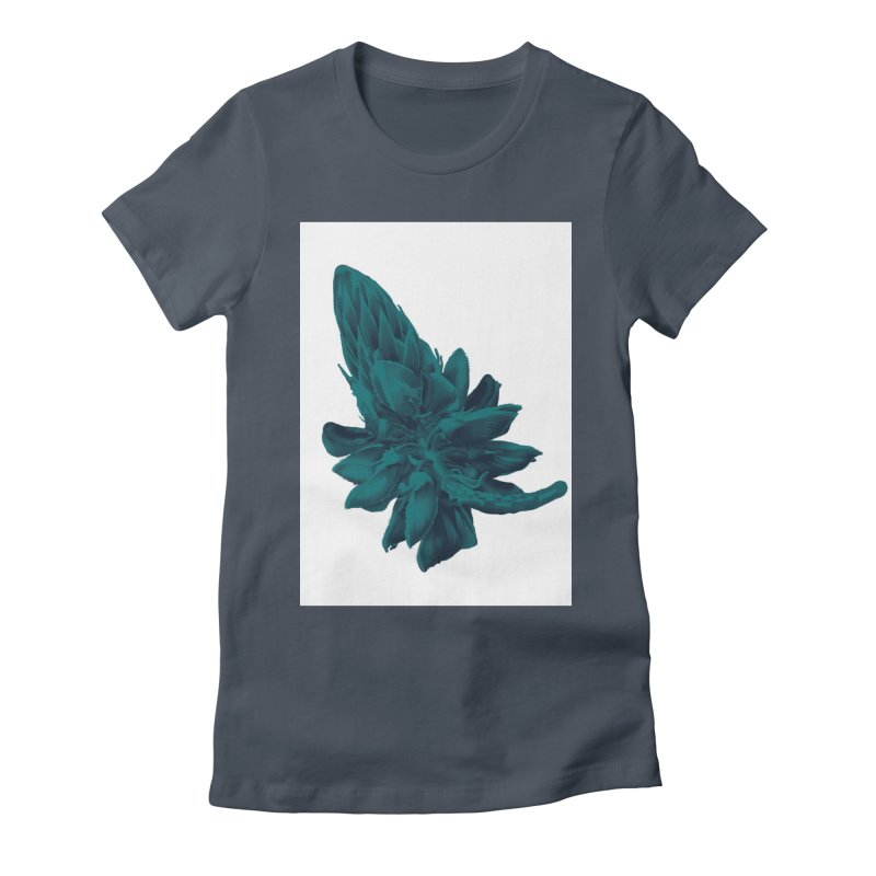 Schizo Pop Flower 2 Women's T-Shirt by schizo pop