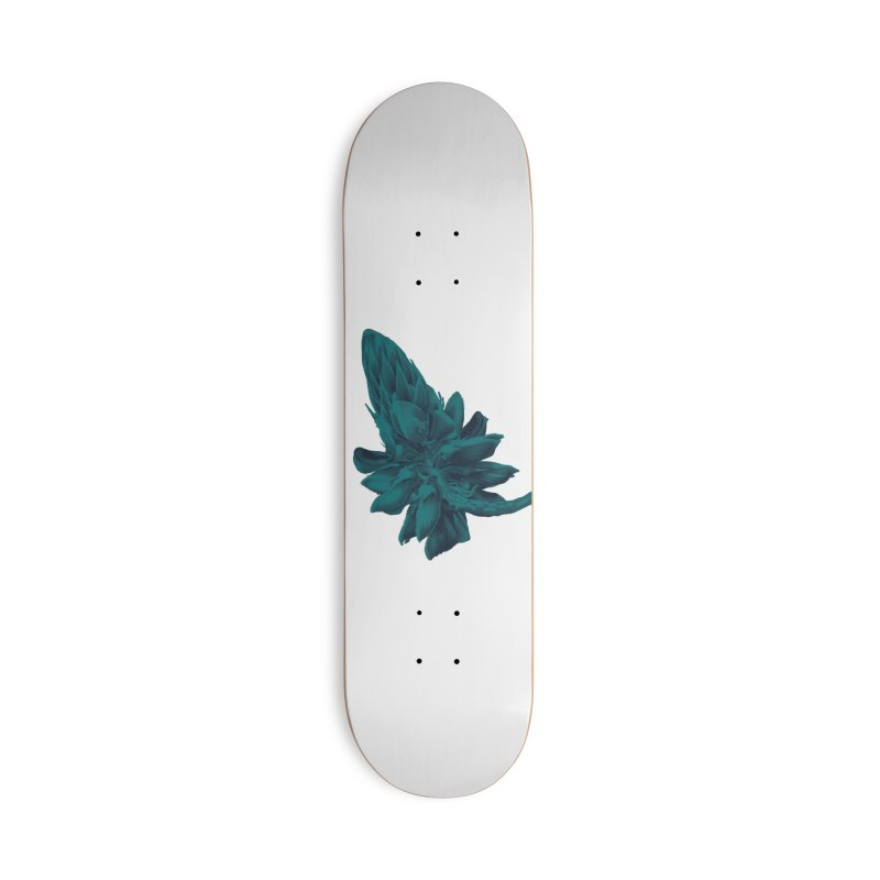 Schizo Pop Flower 2 Accessories Skateboard by schizo pop