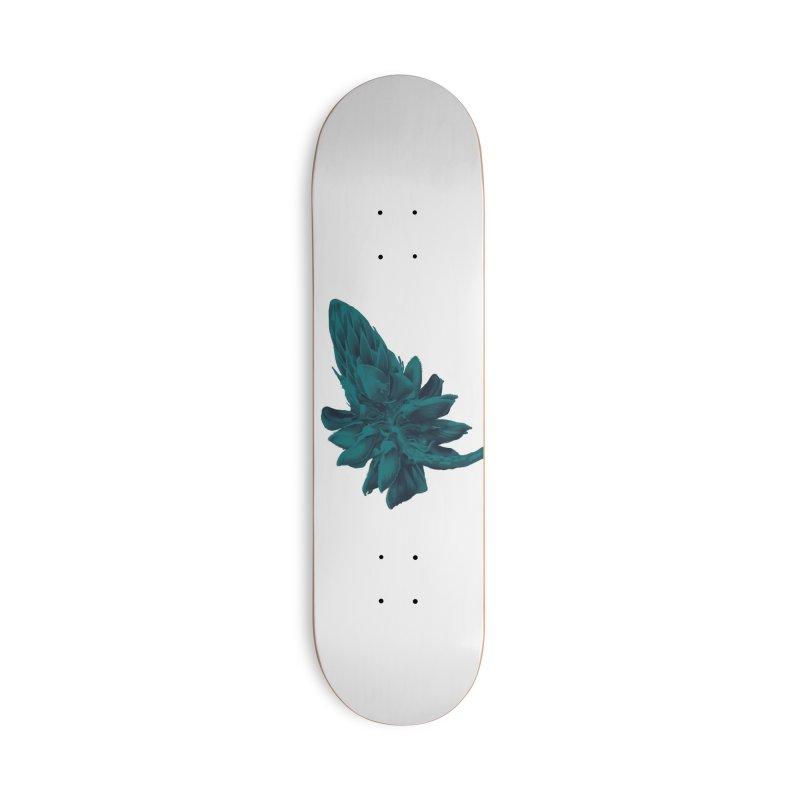 Schizo Pop Flower 2 Accessories Skateboard by schizo pop