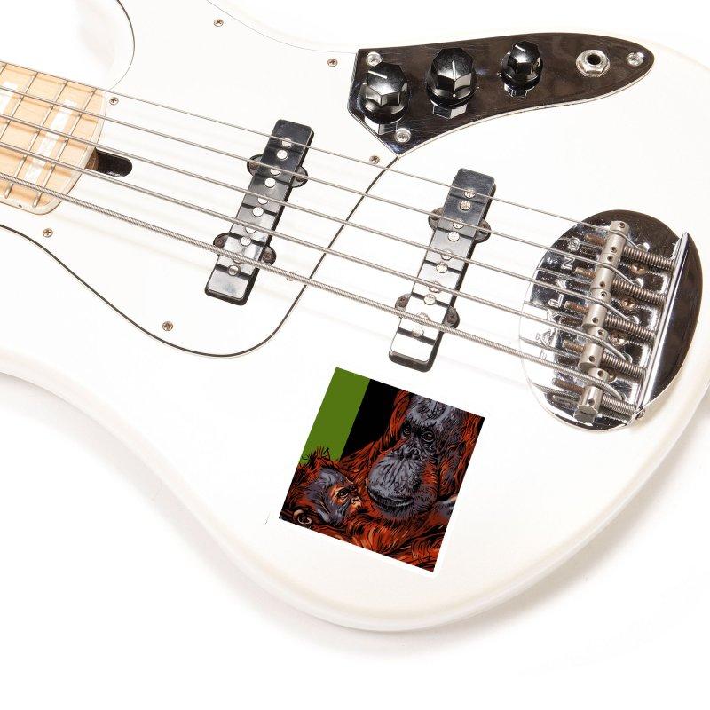 Schizo Pop Orangutan Accessories Sticker by schizo pop